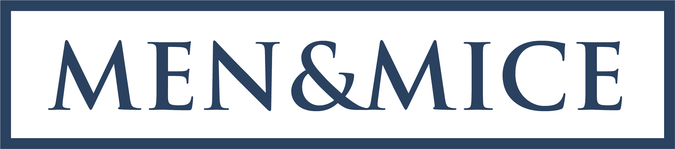 Men and Mice Logo
